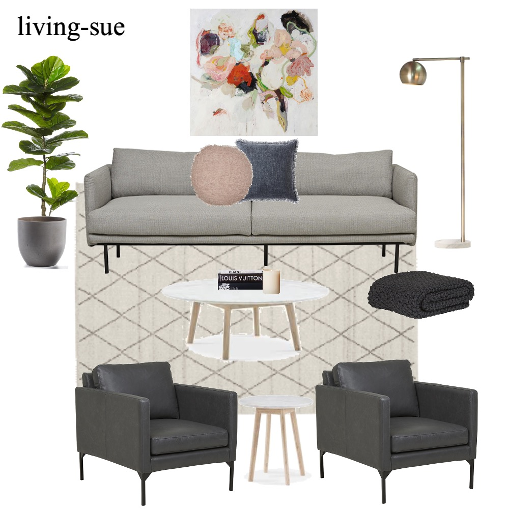 living sue Mood Board by The Secret Room on Style Sourcebook