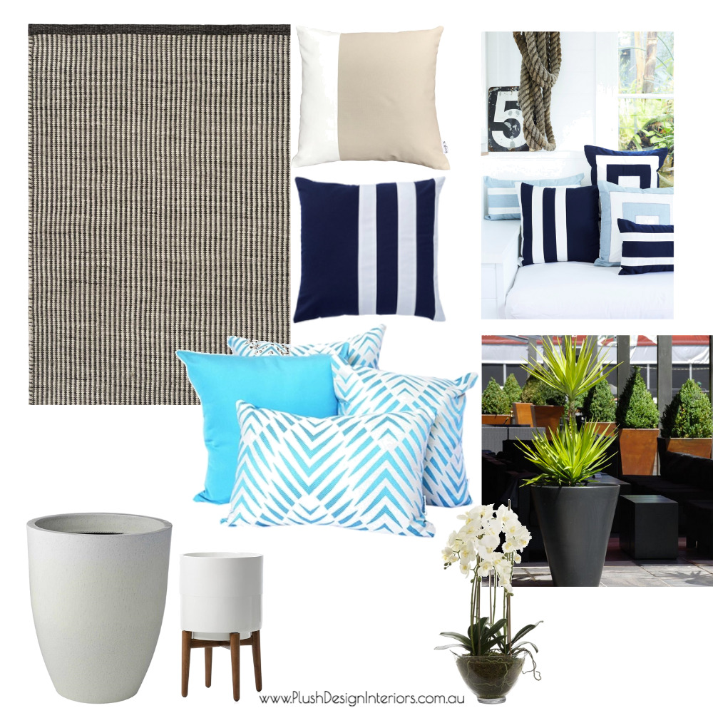 Serina - Entertainment Balcony Mood Board by Plush Design Interiors on Style Sourcebook