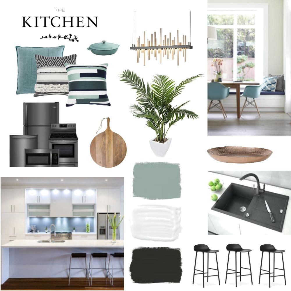 Kitchen Mood Board by dwilkinson on Style Sourcebook