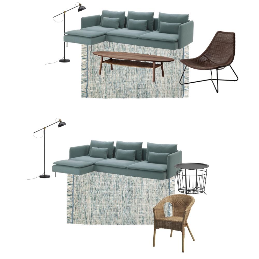 Ikea Living Room  4 Mood Board by Rachelfuchs on Style Sourcebook