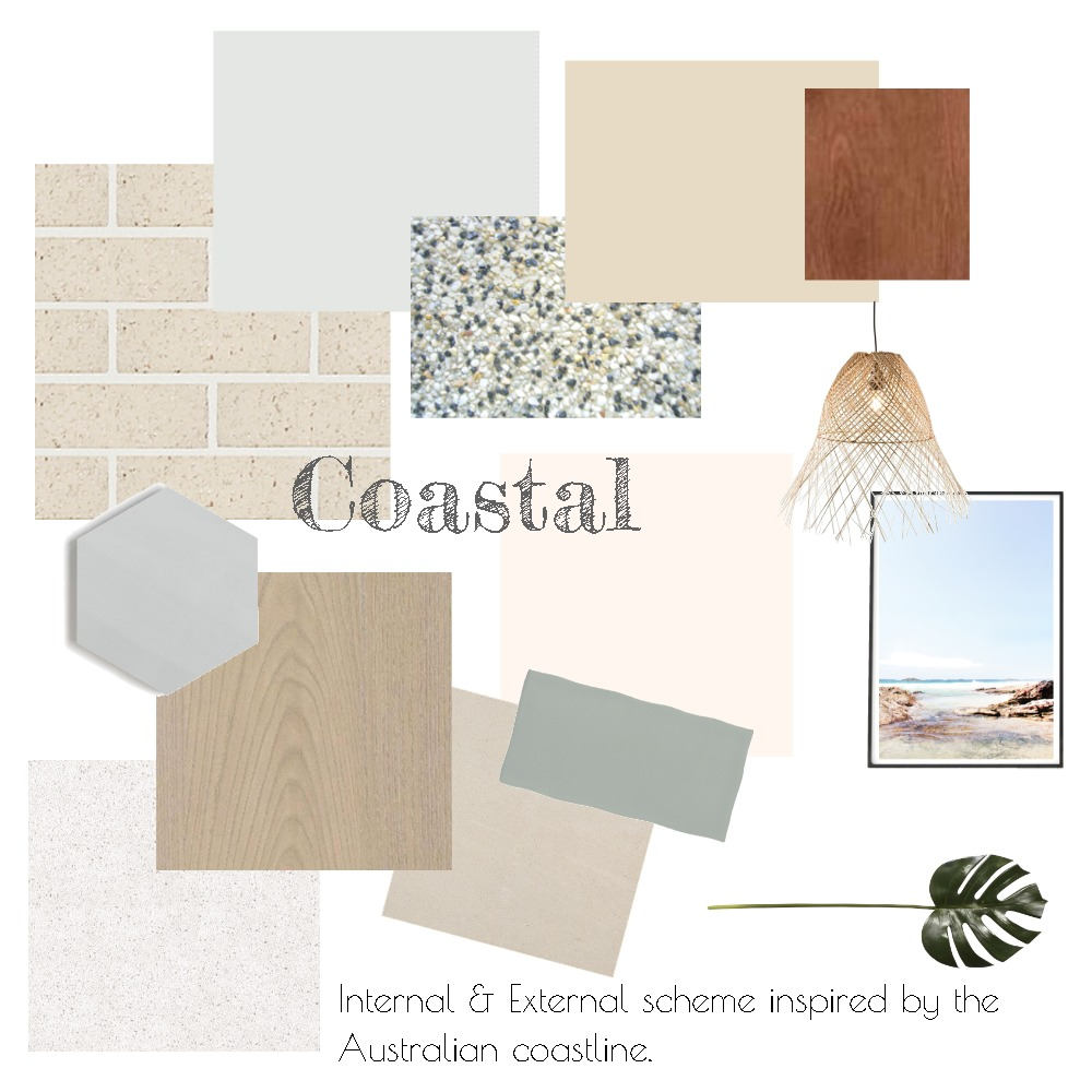 Coastal Flatlay (WIP) Mood Board by thebohemianstylist on Style Sourcebook