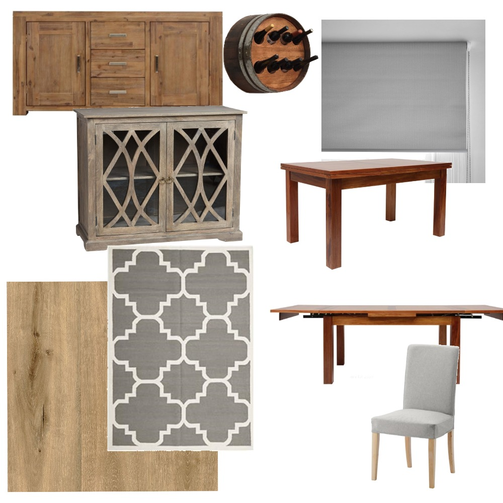 Dining Room Mood Board by Laurenb58 on Style Sourcebook