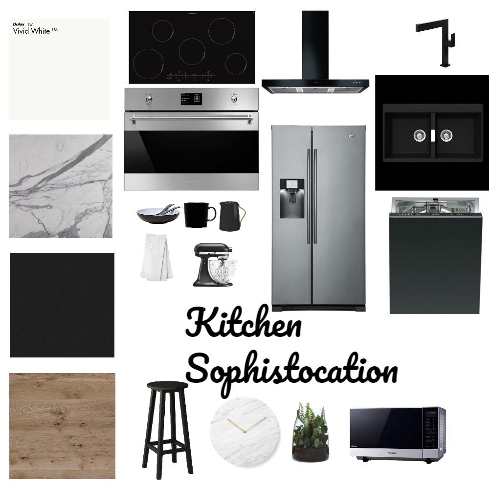 Kitchen Sophistication Interior Design Mood Board by demistewart1 on Style Sourcebook