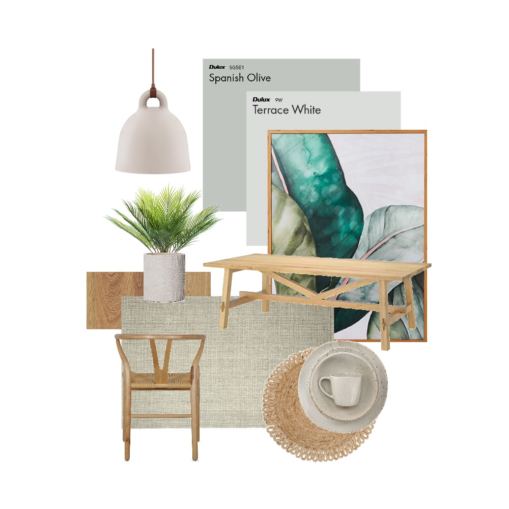Dining Room Mood Board by bomborastyling on Style Sourcebook