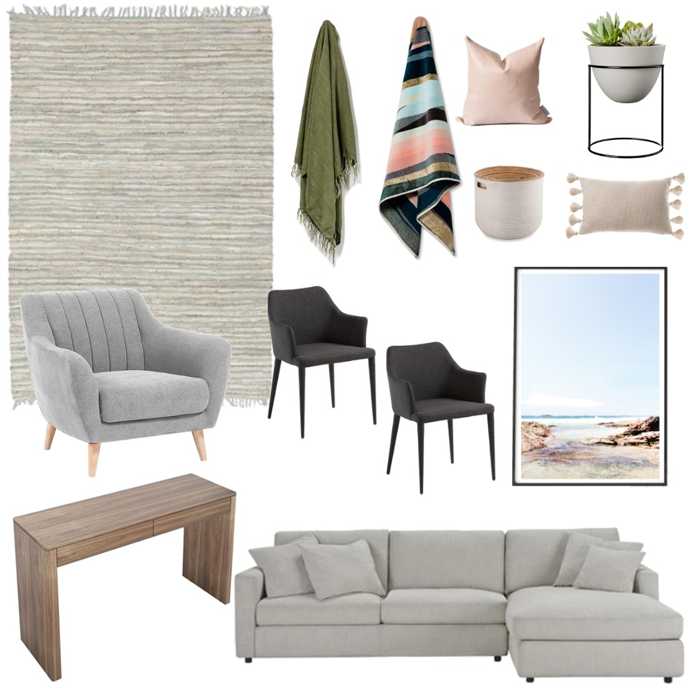Contemporary Home Mood Board by interiorsbyrae on Style Sourcebook