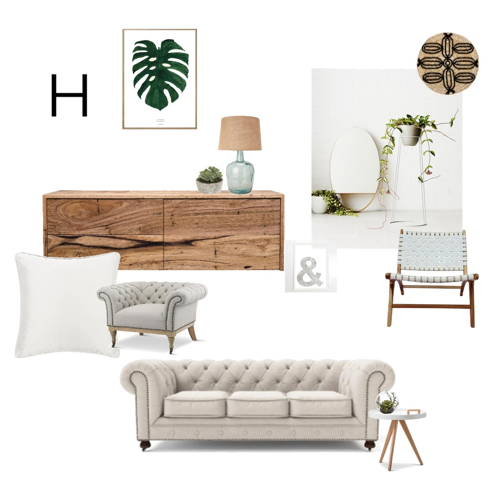 Natural Living Mood Board by ToniJenkins on Style Sourcebook