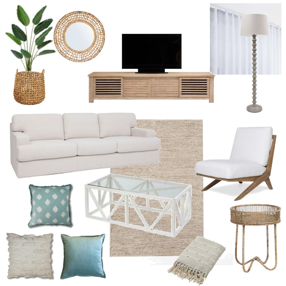 Relaxed Hamptons E Mood Board by GeorgeieG43 on Style Sourcebook