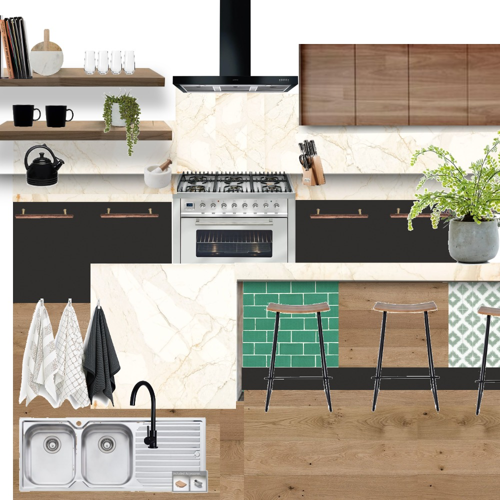 McMillan - Kitchen Interior Design Mood Board by Holm_and_Wood on Style Sourcebook