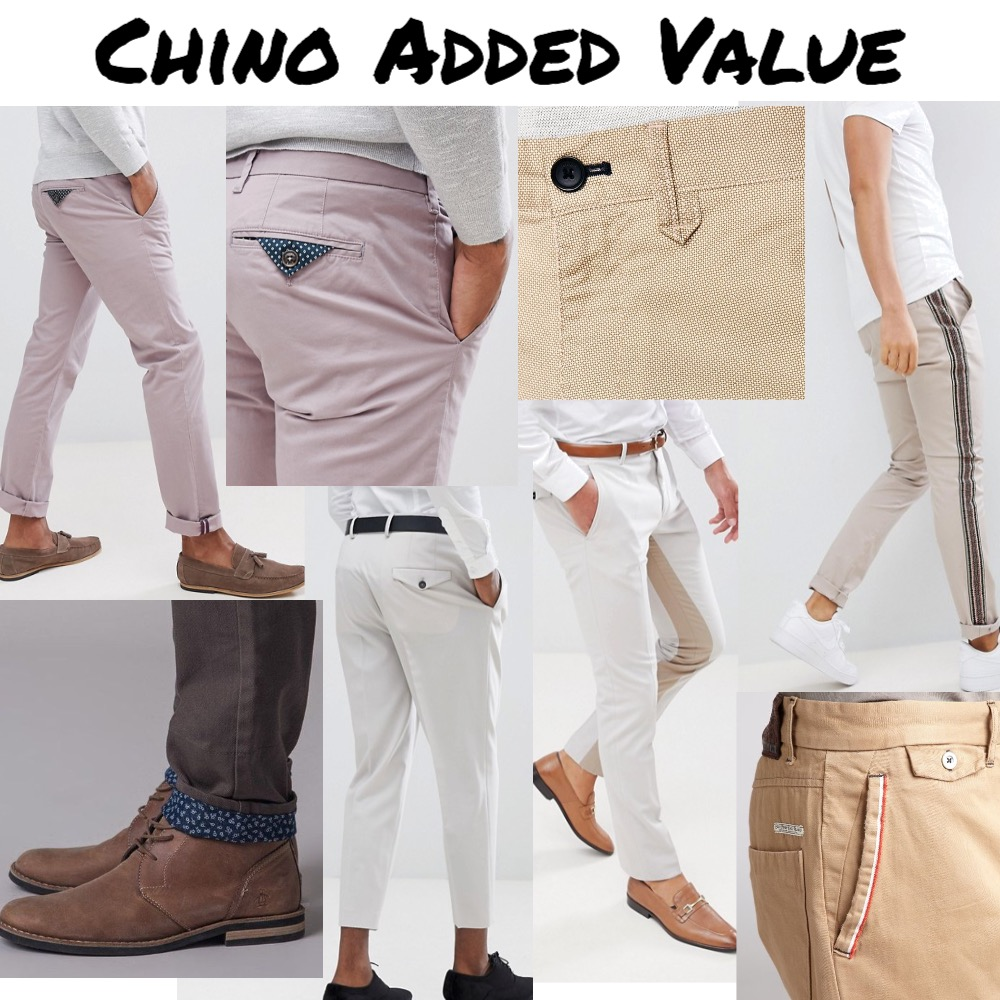 Chino Added Value Mood Board by snoobabsy on Style Sourcebook