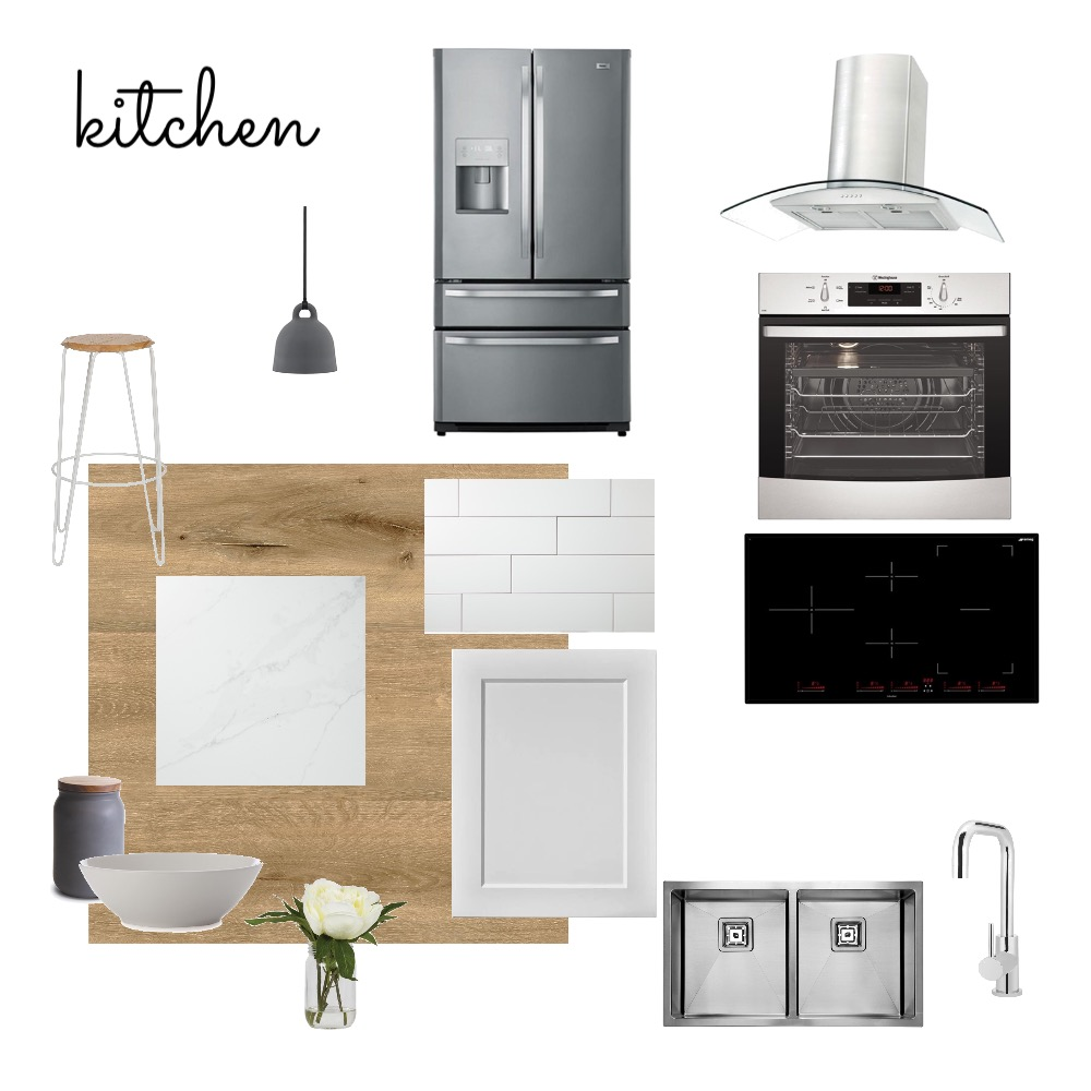 Kitchen Mood Board by Laurenb58 on Style Sourcebook