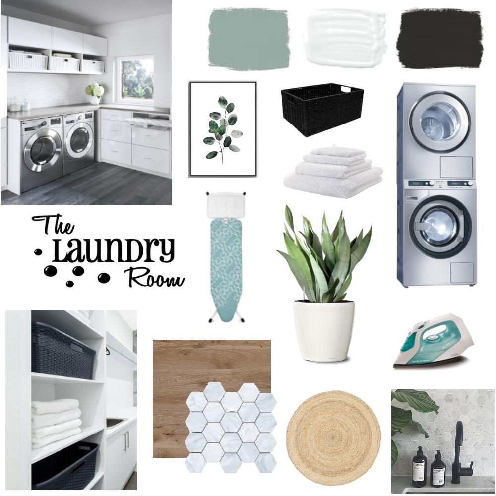 Laundry Mood Board by dwilkinson on Style Sourcebook