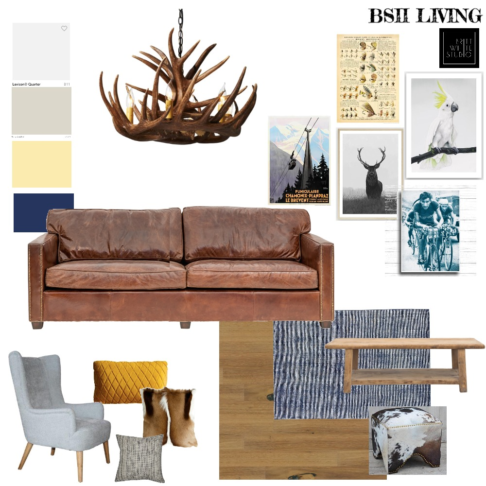 BSII - Living Room Mood Board by britthwhite on Style Sourcebook
