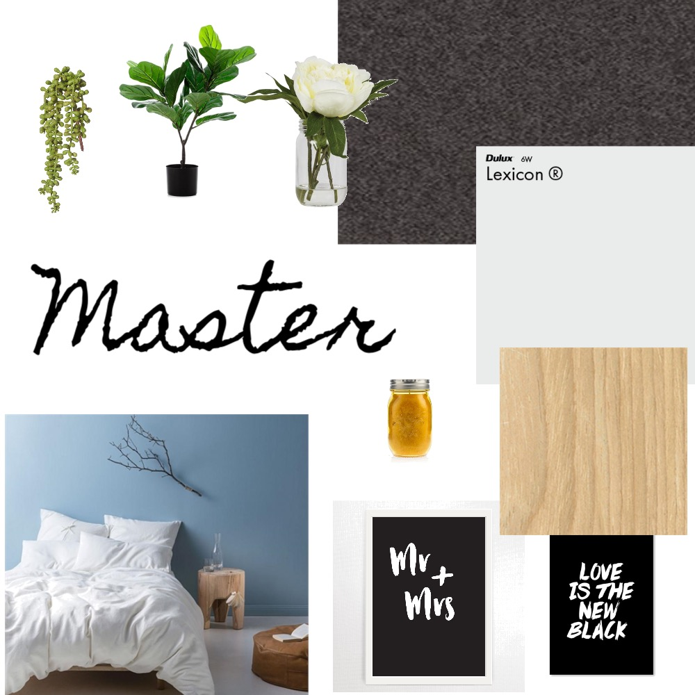 Master Bedroom Mood Board by JessicaHartman on Style Sourcebook