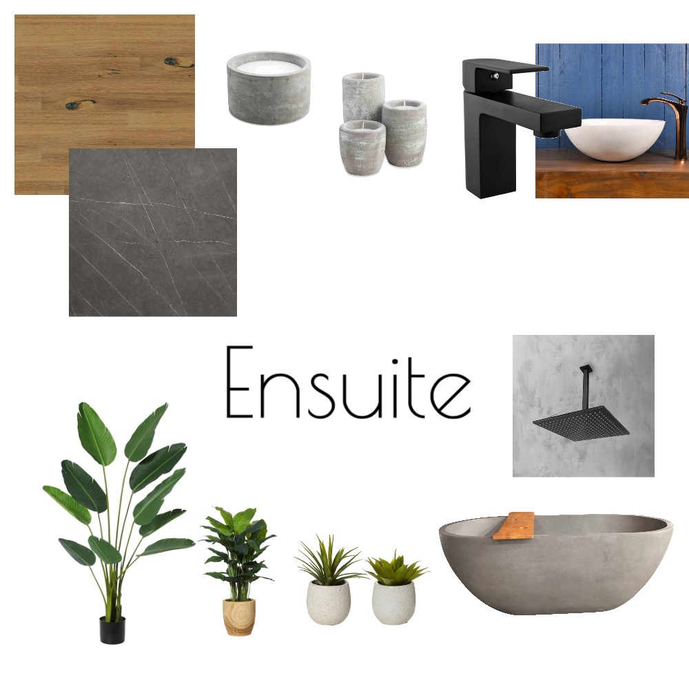 Ensuite Interior Design Mood Board by JessicaHartman on Style Sourcebook