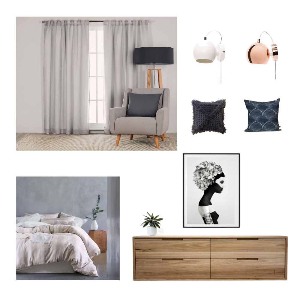 Bedroom Mood Board by Nikkic91 on Style Sourcebook