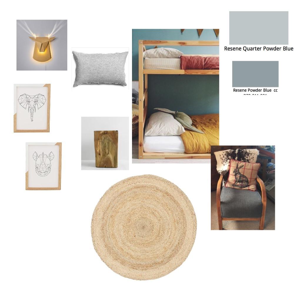 Milltons - boys room Mood Board by Jennysaggers on Style Sourcebook