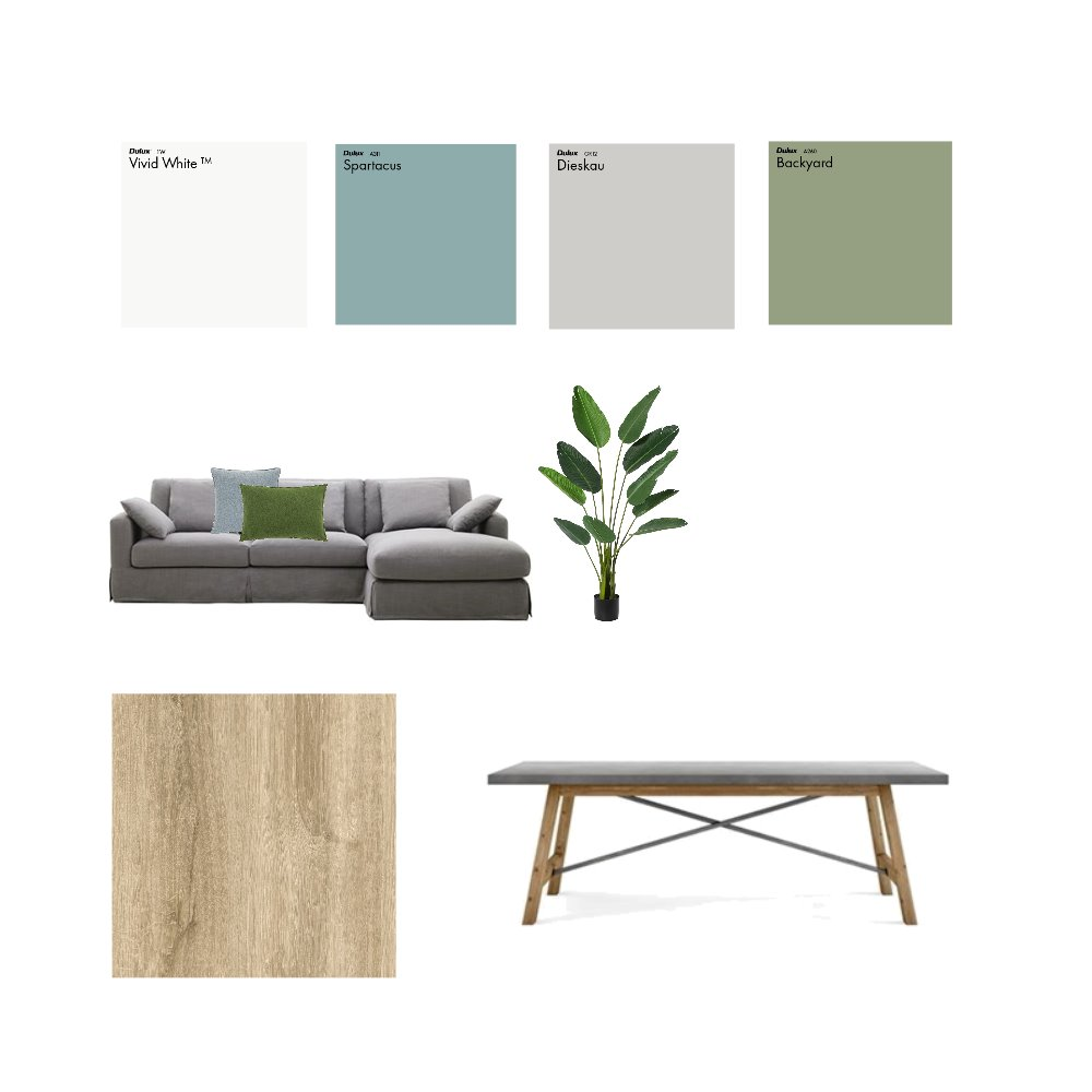 Modern Rustic Mood Board by Neo Interior Design Perth on Style Sourcebook