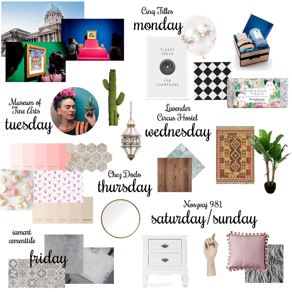 KREA_assignment_1 Mood Board by the_kaleidoscopecat on Style Sourcebook