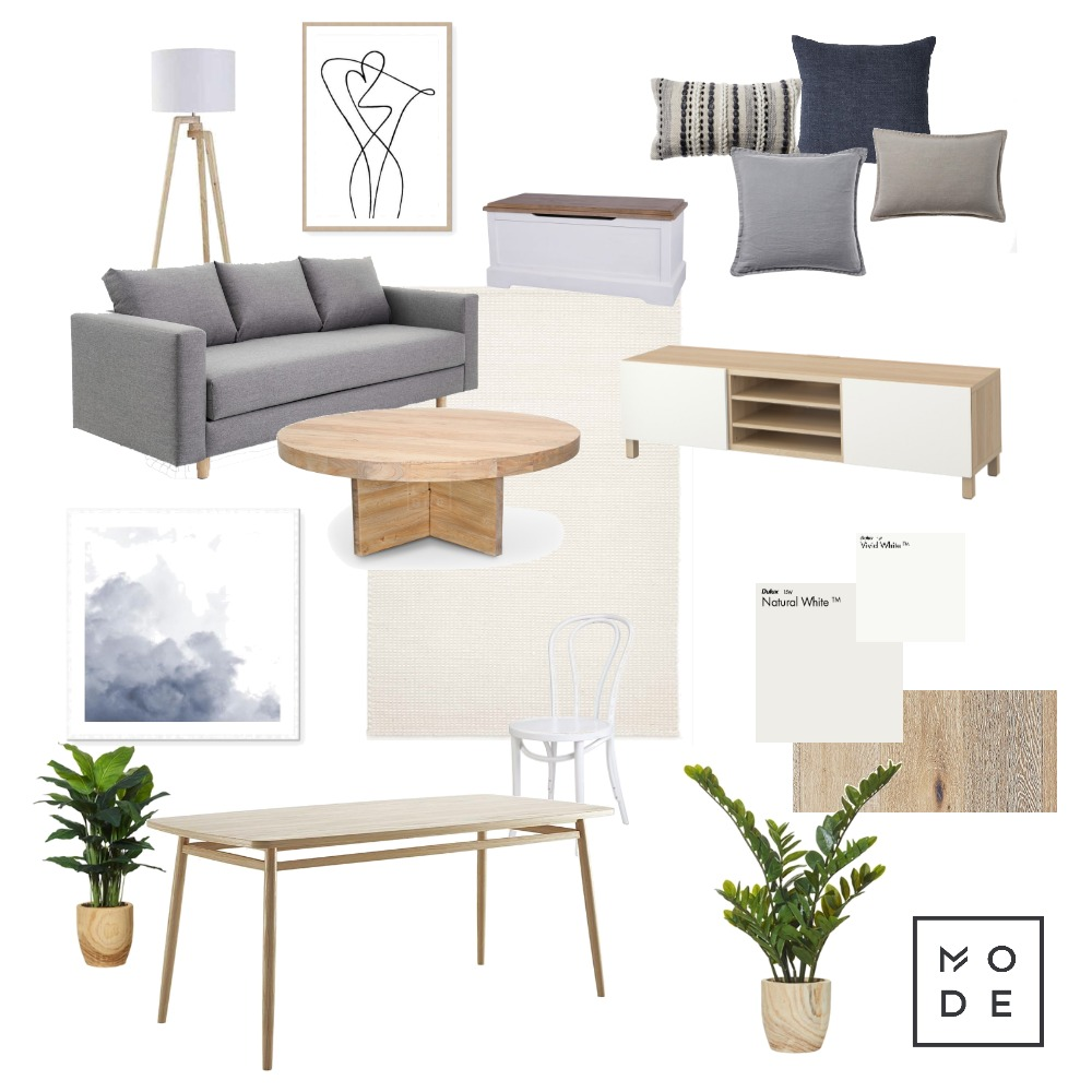 Dale & Cassie Mood Board by Modehire on Style Sourcebook