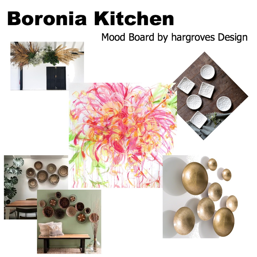 Boronia Kitchen Mood Board by Hargroves on Style Sourcebook