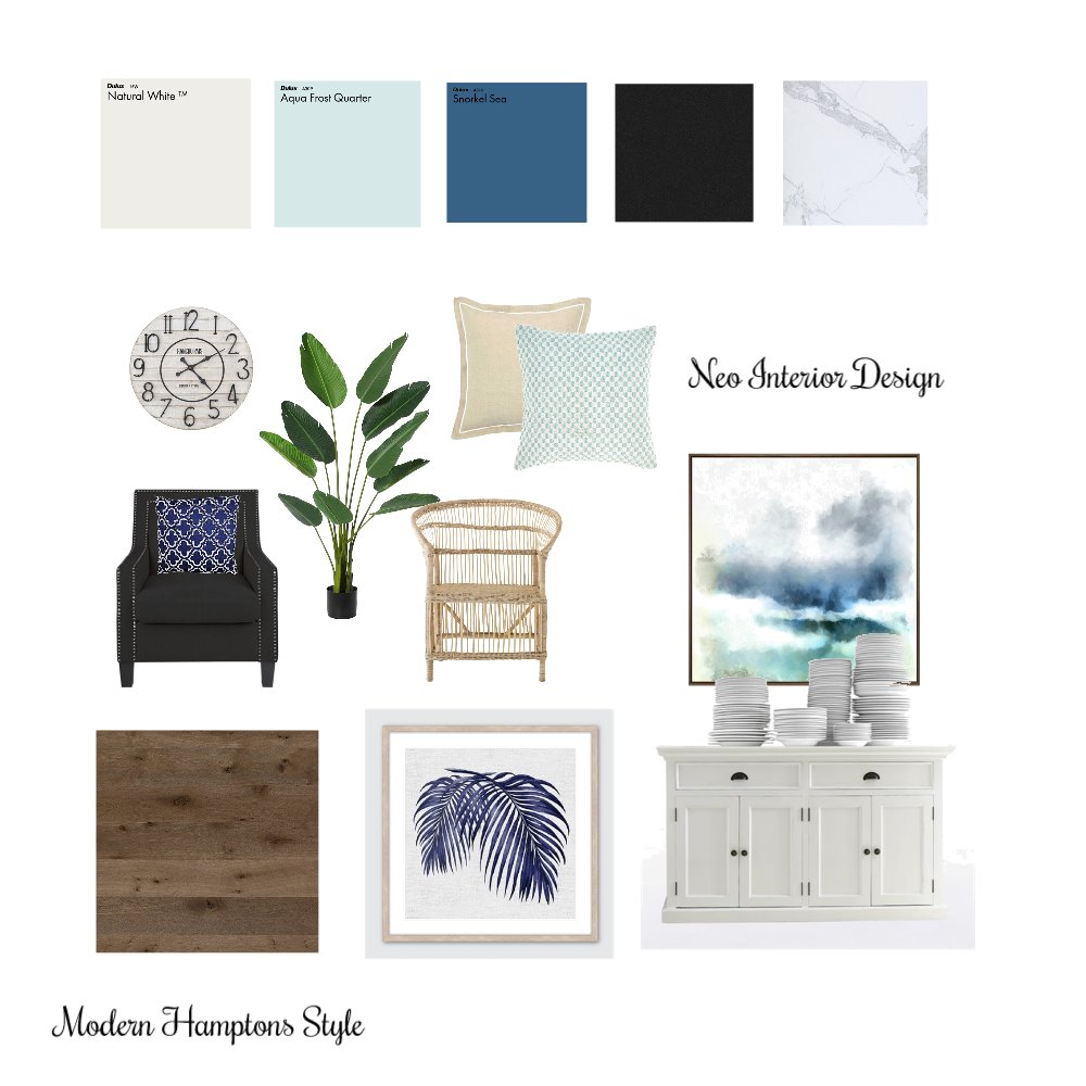Taylor Project Mood Board by Neo Interior Design Perth on Style Sourcebook