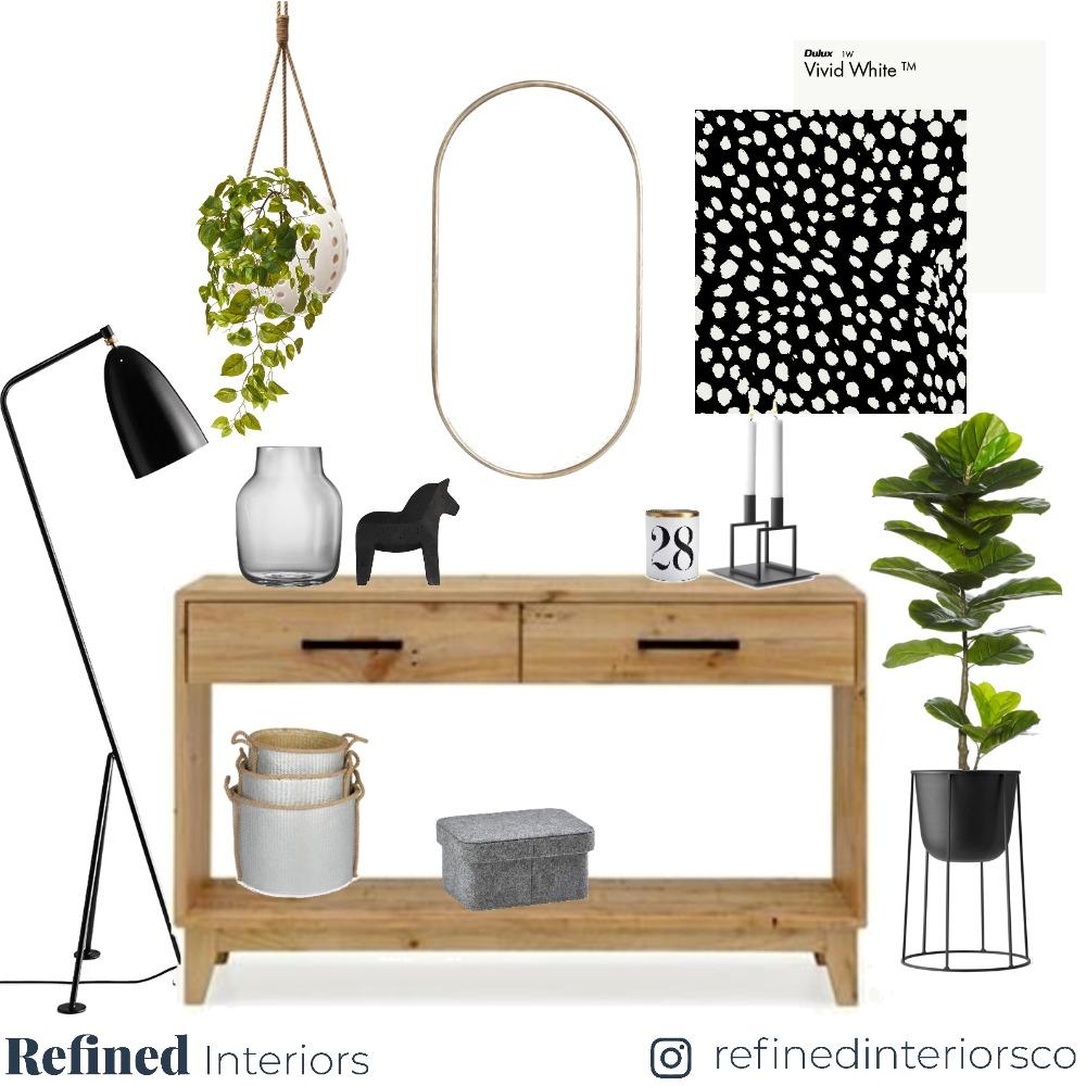 Hallway 01 Mood Board by RefinedInteriors on Style Sourcebook