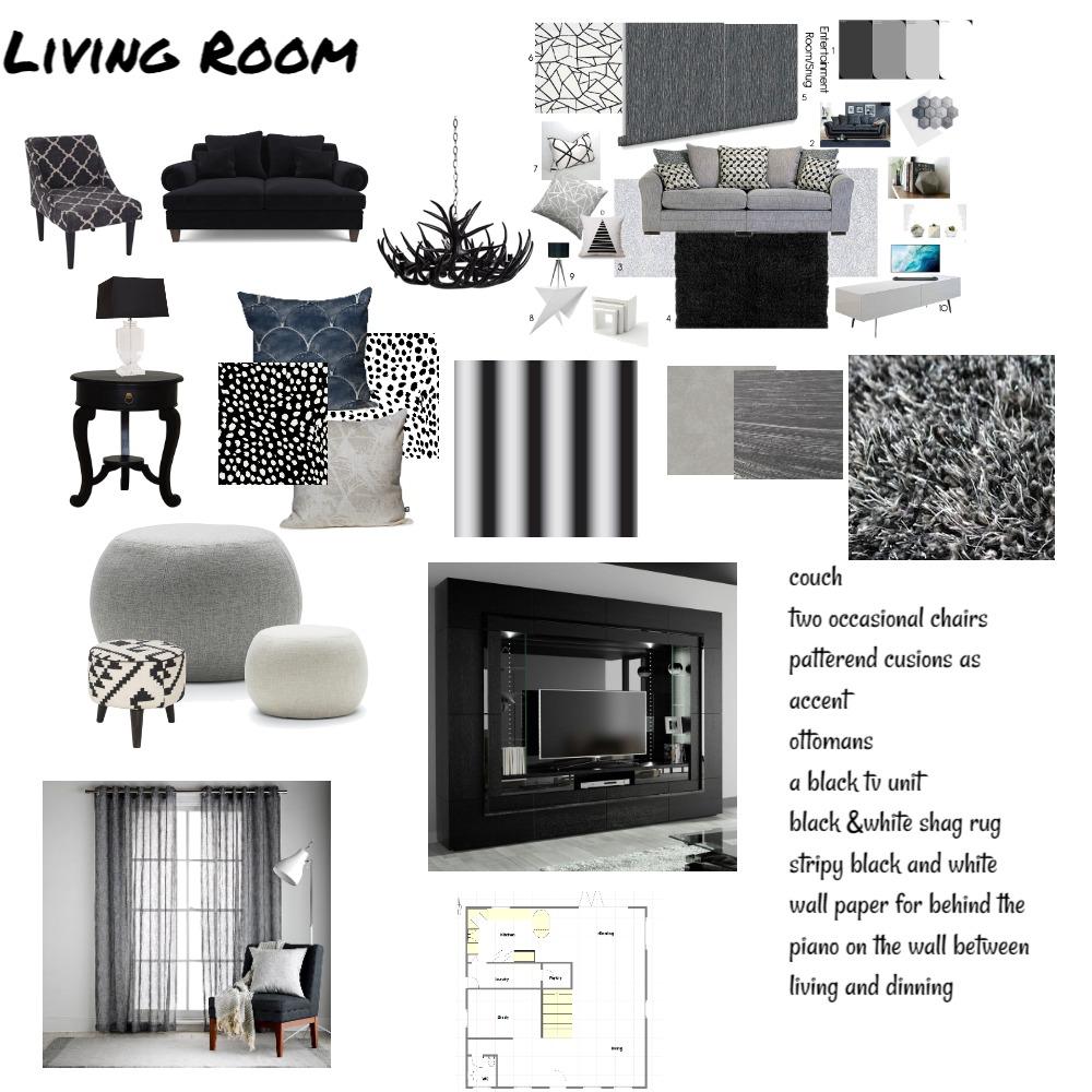 livingroom Mood Board by Eli1352 on Style Sourcebook