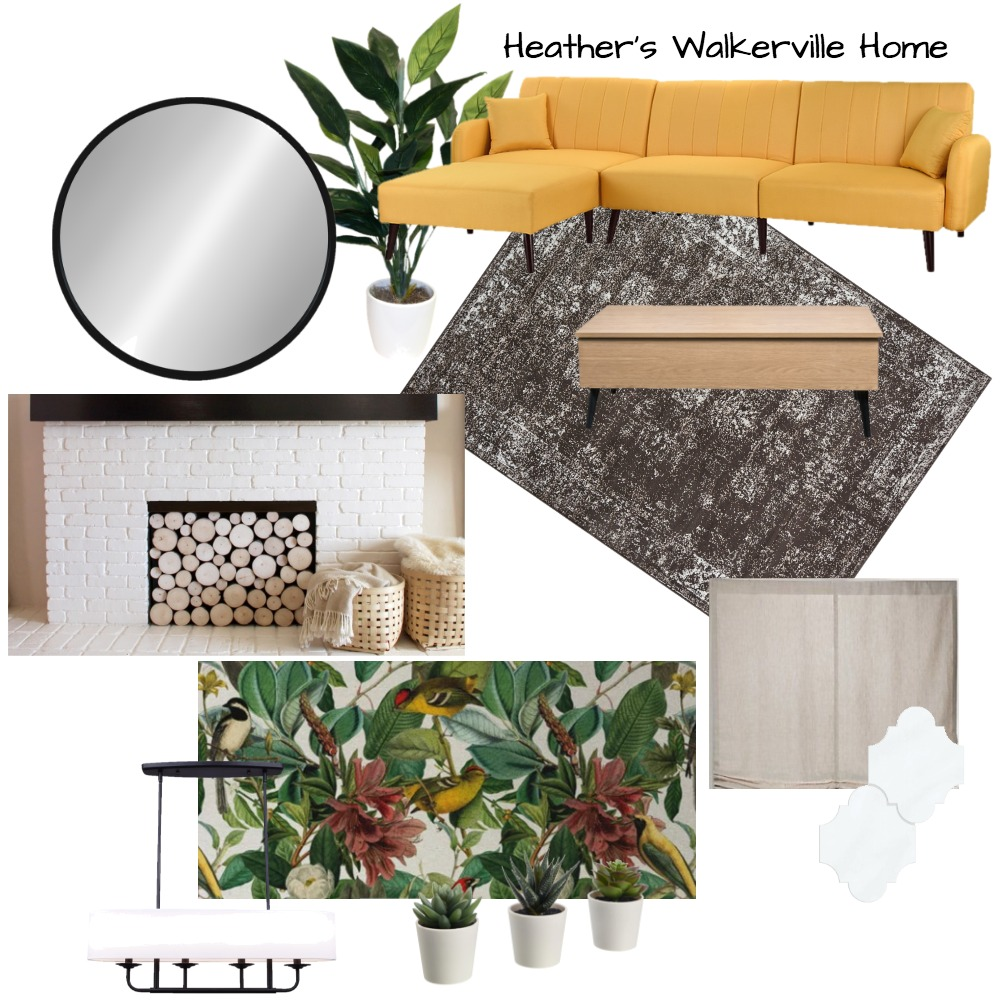 Heather's Walkerville Home Mood Board by Cass on Style Sourcebook