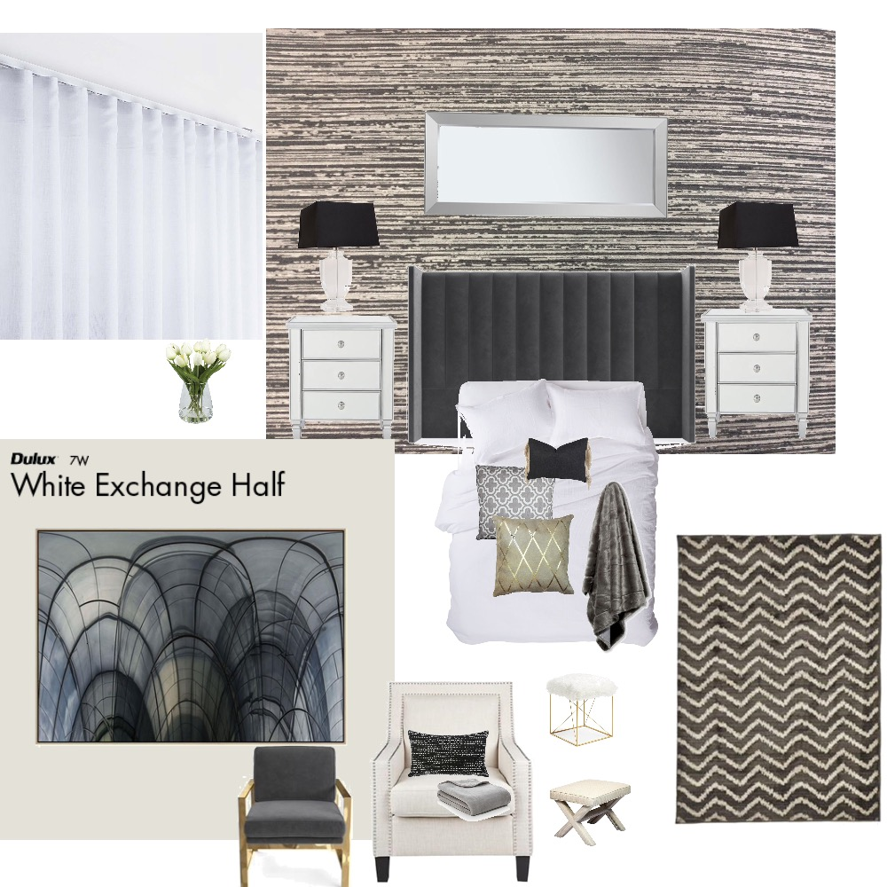 Frankie's Room Makeover A Interior Design Mood Board by frankiet2210 on Style Sourcebook