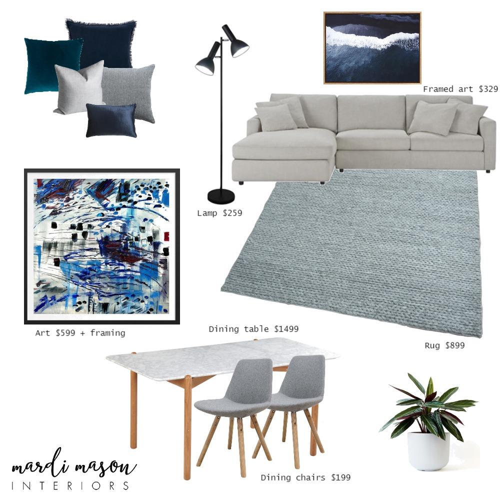 Brighton Project Interior Design Mood Board by MardiMason on Style Sourcebook