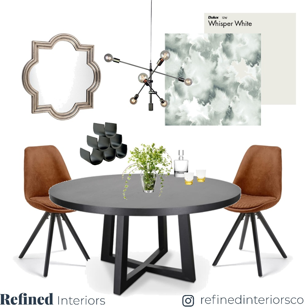 Dining Room 02 Mood Board by RefinedInteriors on Style Sourcebook