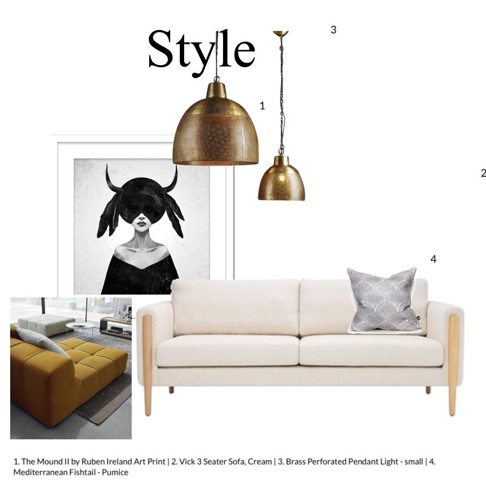Salon Mood Board by Filipovicsophie on Style Sourcebook