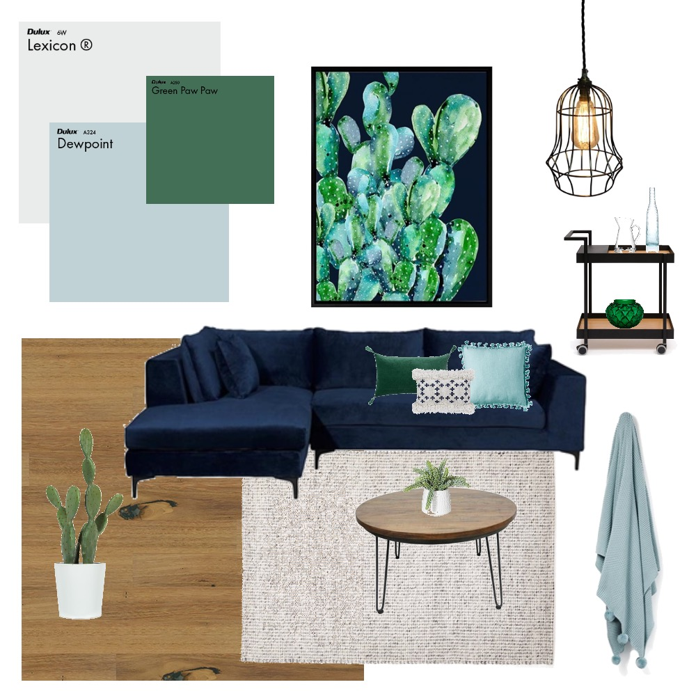 Modern living Mood Board by Two Wildflowers on Style Sourcebook