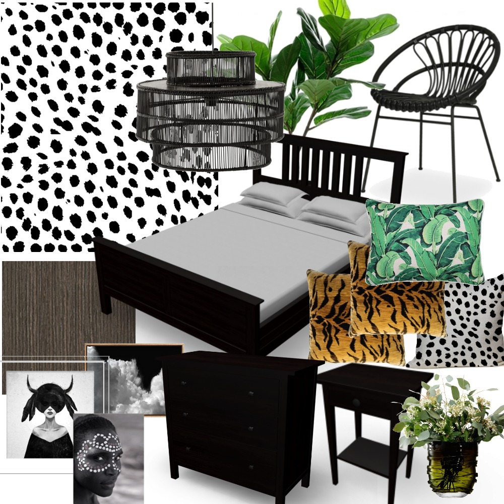 Bedroom moodboard Interior Design Mood Board by RobynCorr on Style Sourcebook