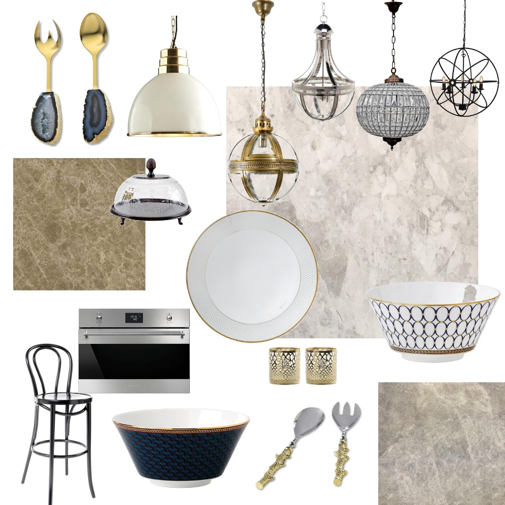 Kitchen Interior Design Mood Board by Yani on Style Sourcebook