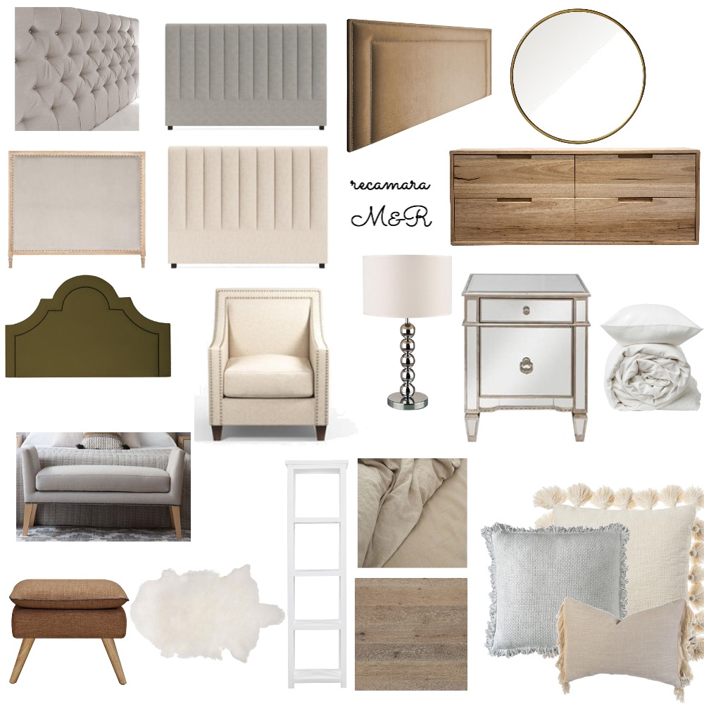 M&R room Interior Design Mood Board by SuiteHome on Style Sourcebook