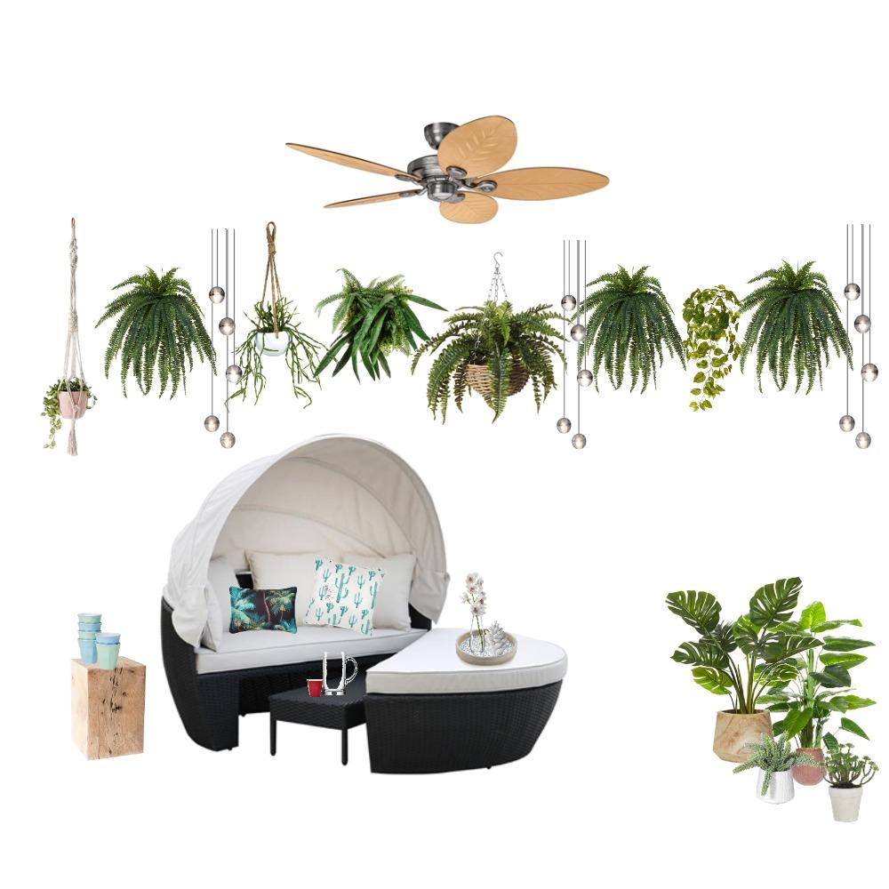 Outdoor Living Interior Design Mood Board by KellyByrne on Style Sourcebook