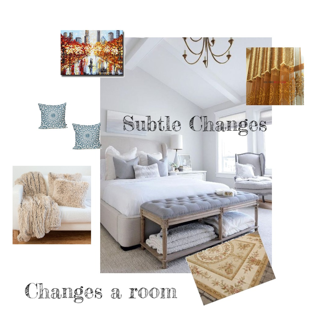 Subtle Changes Changes A Room Mood Board by Fabulous Interior Designs on Style Sourcebook