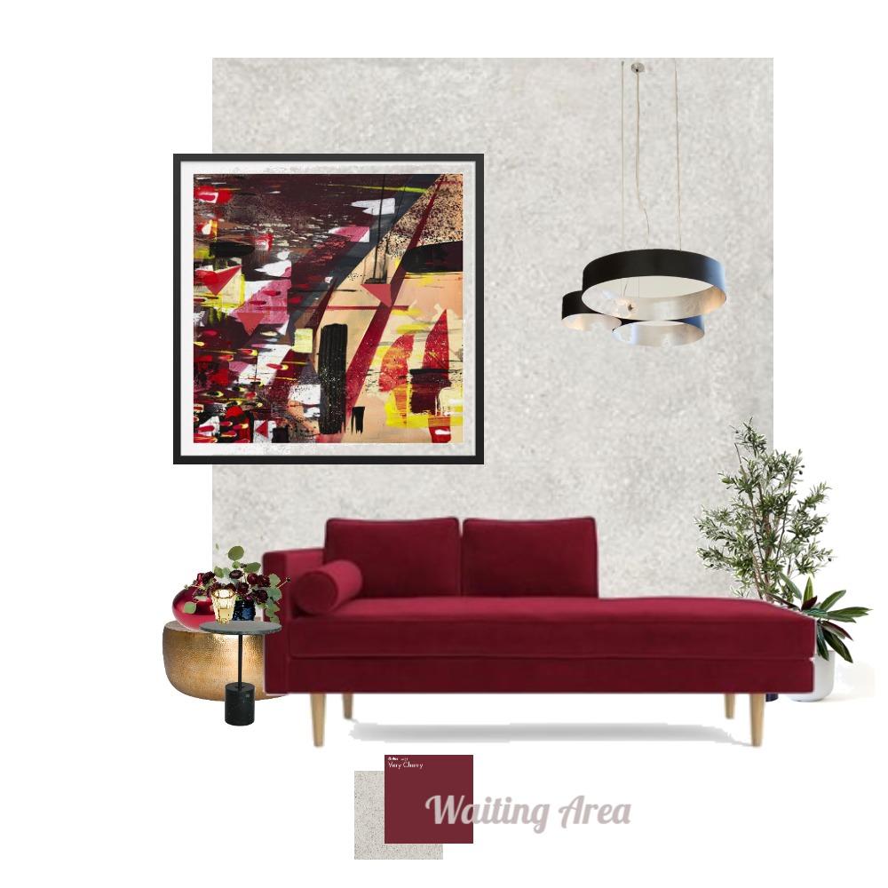 Waiting Area Mood Board by Roaa Nassar on Style Sourcebook