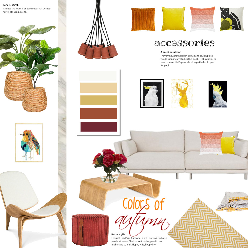 colors of autumn Mood Board by Magdolna Levai on Style Sourcebook