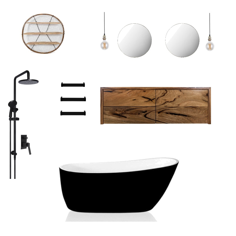 Bathroom Mood Board by RefinedInteriors on Style Sourcebook