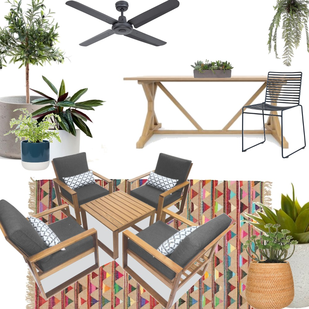 Greenwood - Outdoor Entertaining Mood Board by Holm_and_Wood on Style Sourcebook