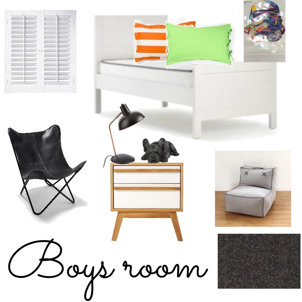 Boys room Mood Board by Arslids on Style Sourcebook