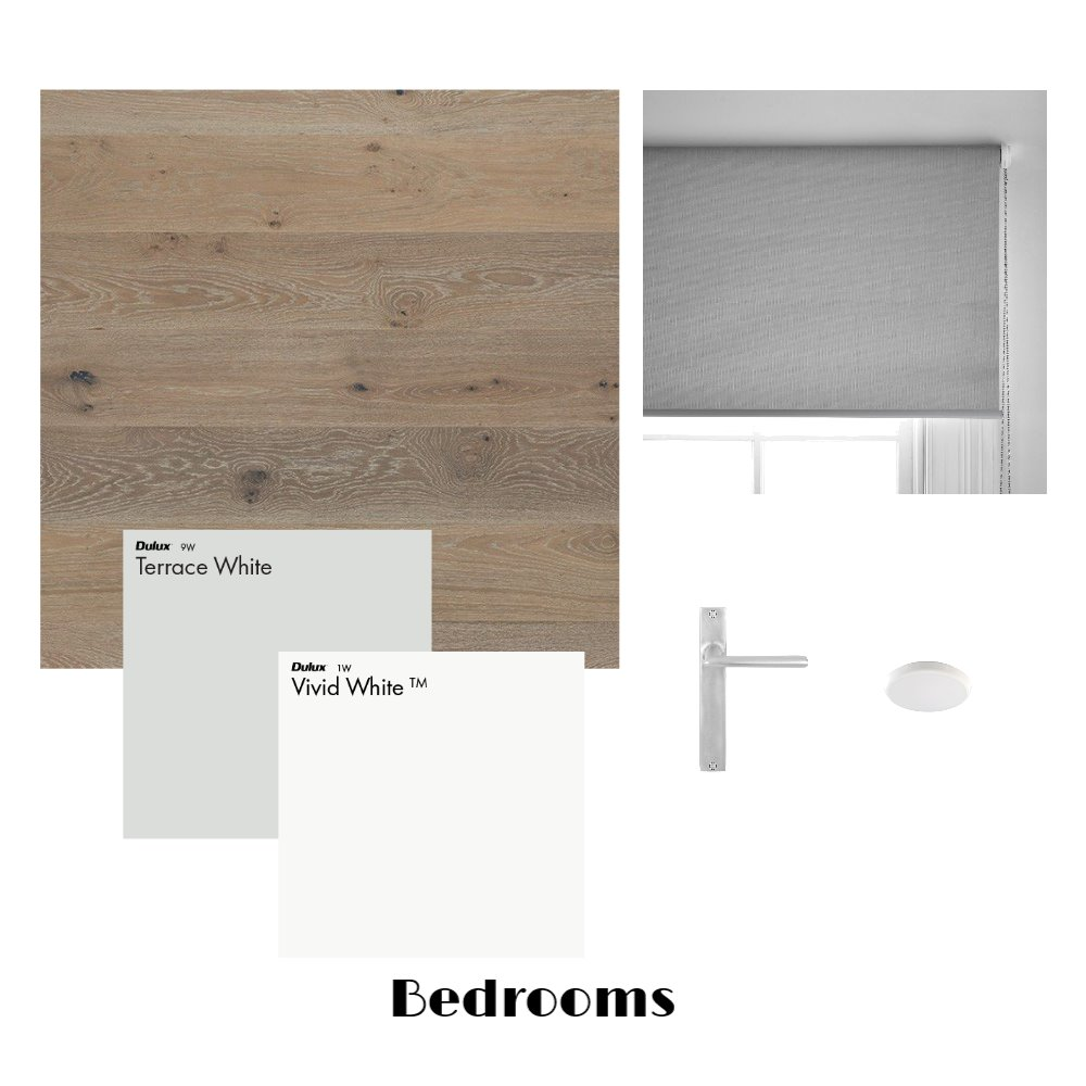 Campbell Residence - Bedrooms Mood Board by Elvis on Style Sourcebook