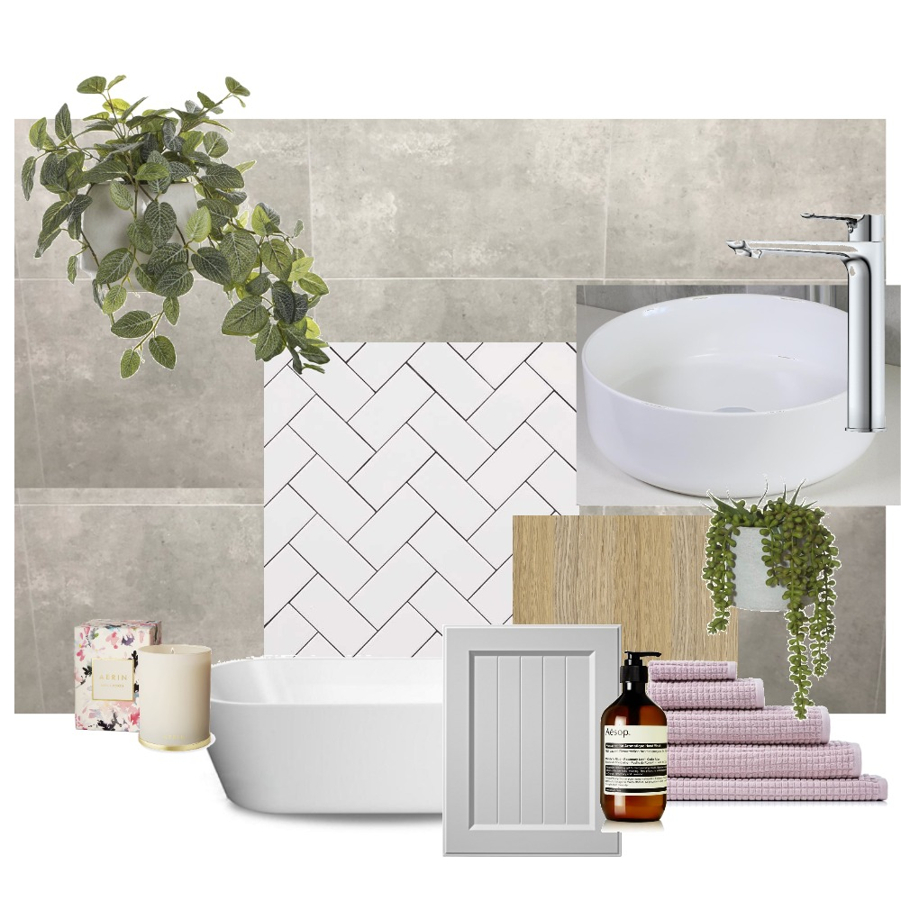 bathroom Mood Board by bronmads on Style Sourcebook