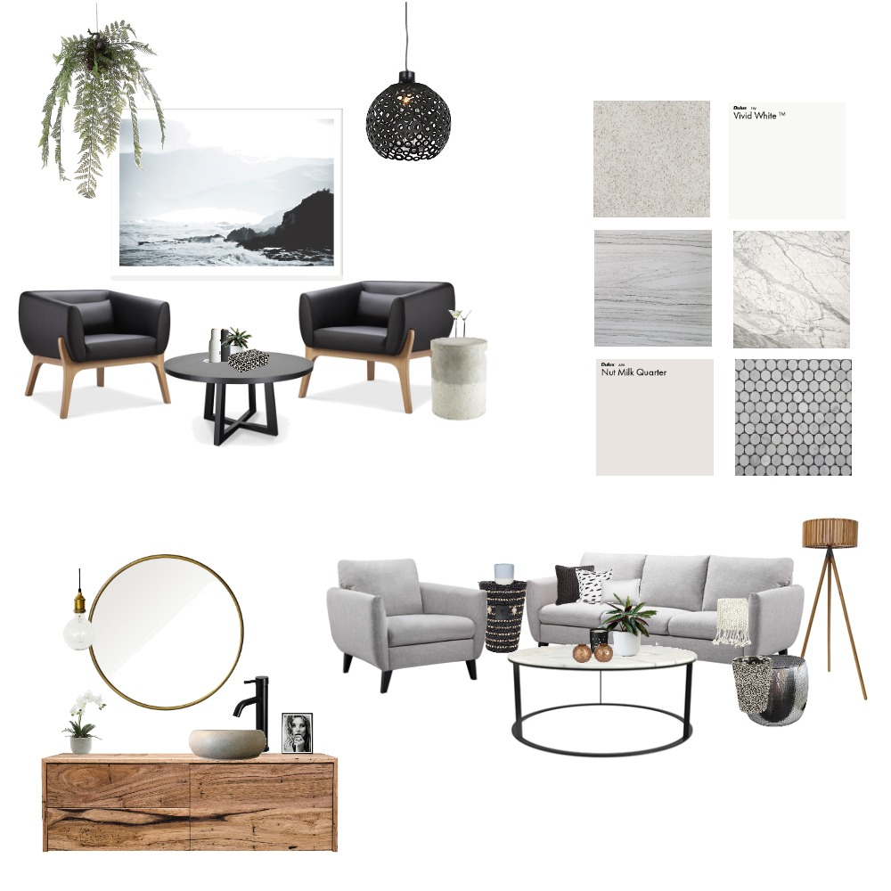 Luxury Modern cabin Mood Board by Samantha on Style Sourcebook