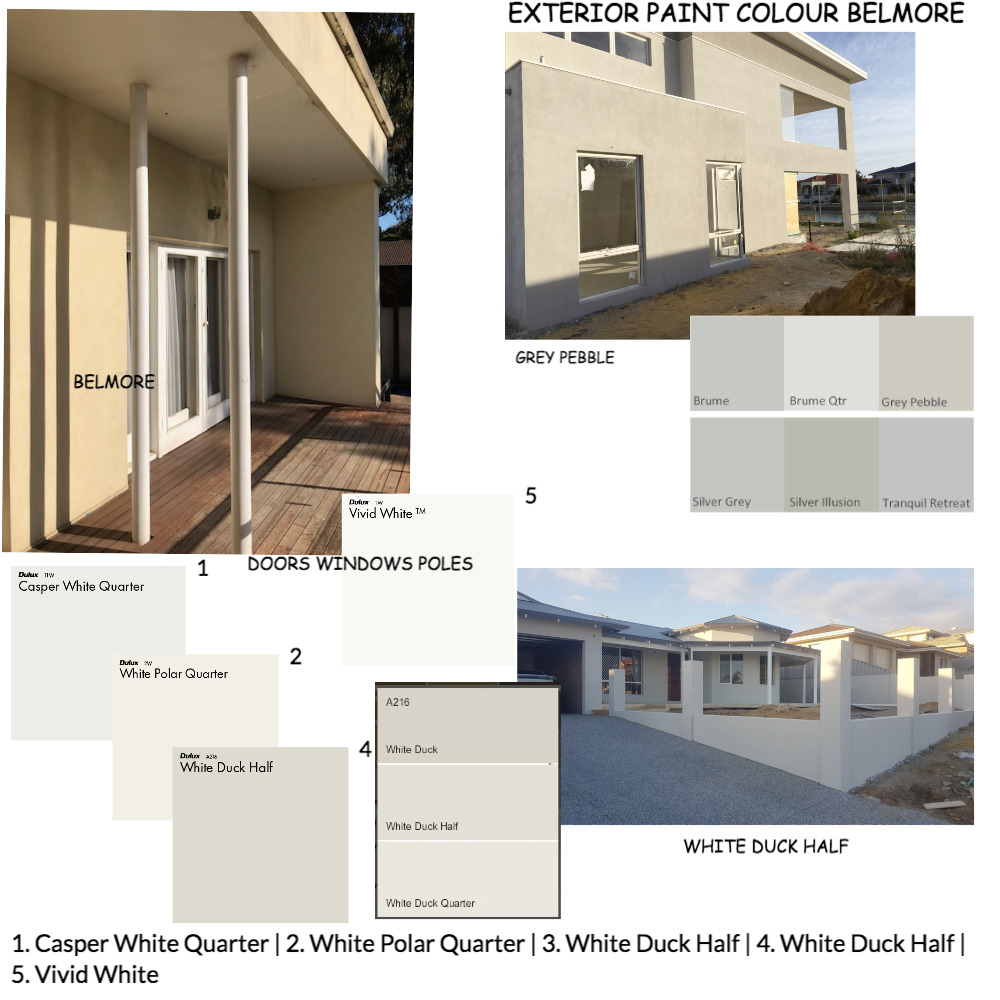 Belmore exterior paint Mood Board by MARS62 on Style Sourcebook