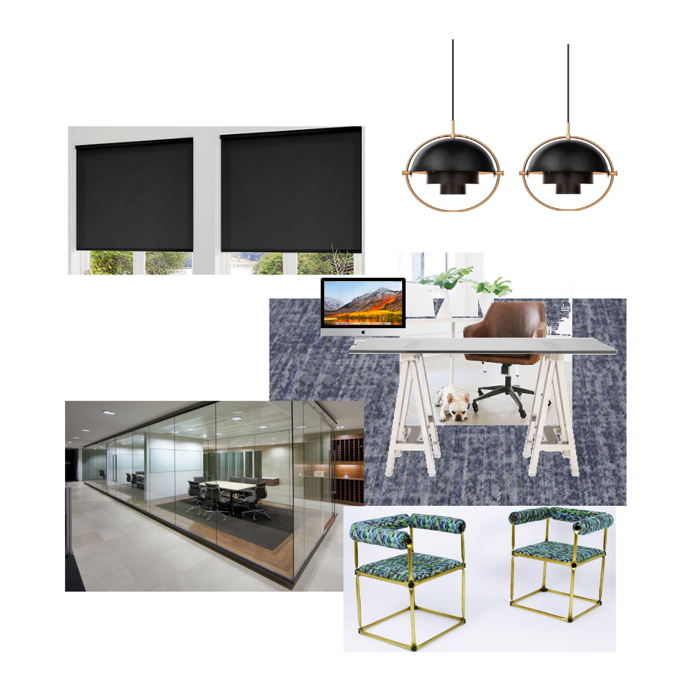 office Mood Board by Ice on Style Sourcebook