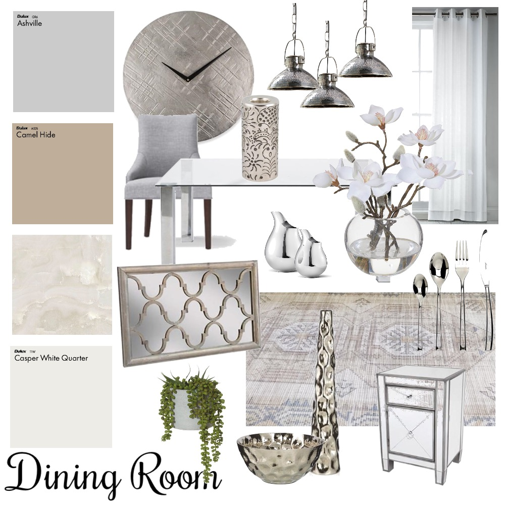 Dining room Mood Board by Tatsiana23 on Style Sourcebook