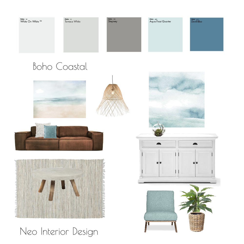 Inspirational Mood Board - Knight Mood Board by Neo Interior Design Perth on Style Sourcebook